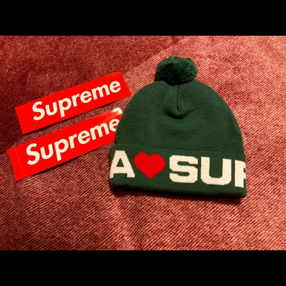Supreme Other - NWT SUPREME hat. I ❤️ SUPREME.